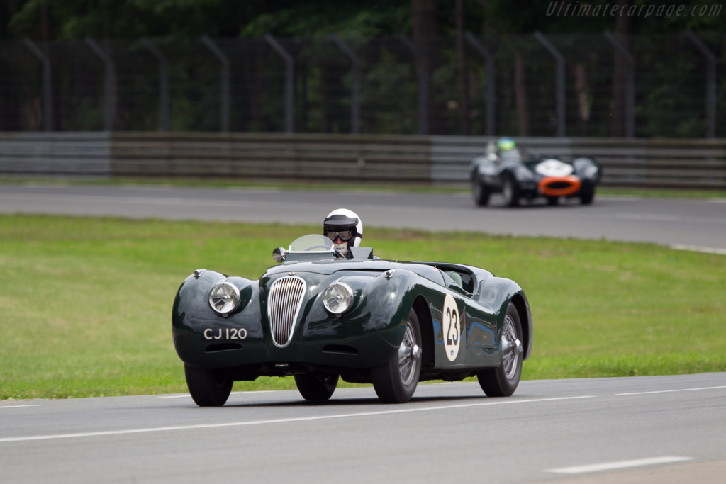 Jaguar XK120 LT2    - 2013 24 Hours of Le Mans