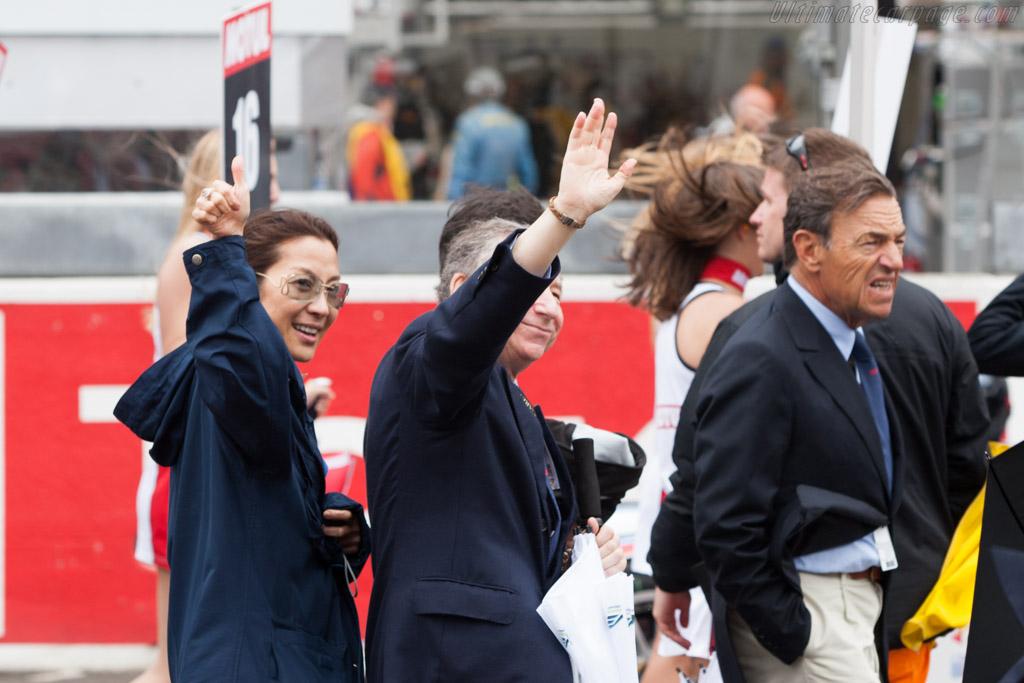 Jean Todt    - 2013 24 Hours of Le Mans