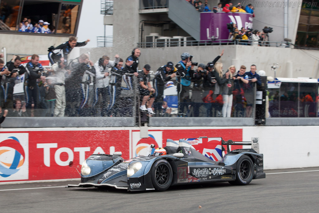 LMP1 Privateer Cup winner - Chassis: 01   - 2013 24 Hours of Le Mans