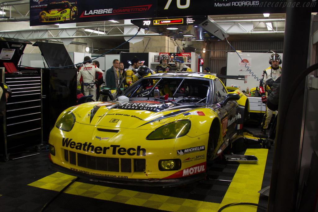 Larbre Corvette    - 2013 24 Hours of Le Mans