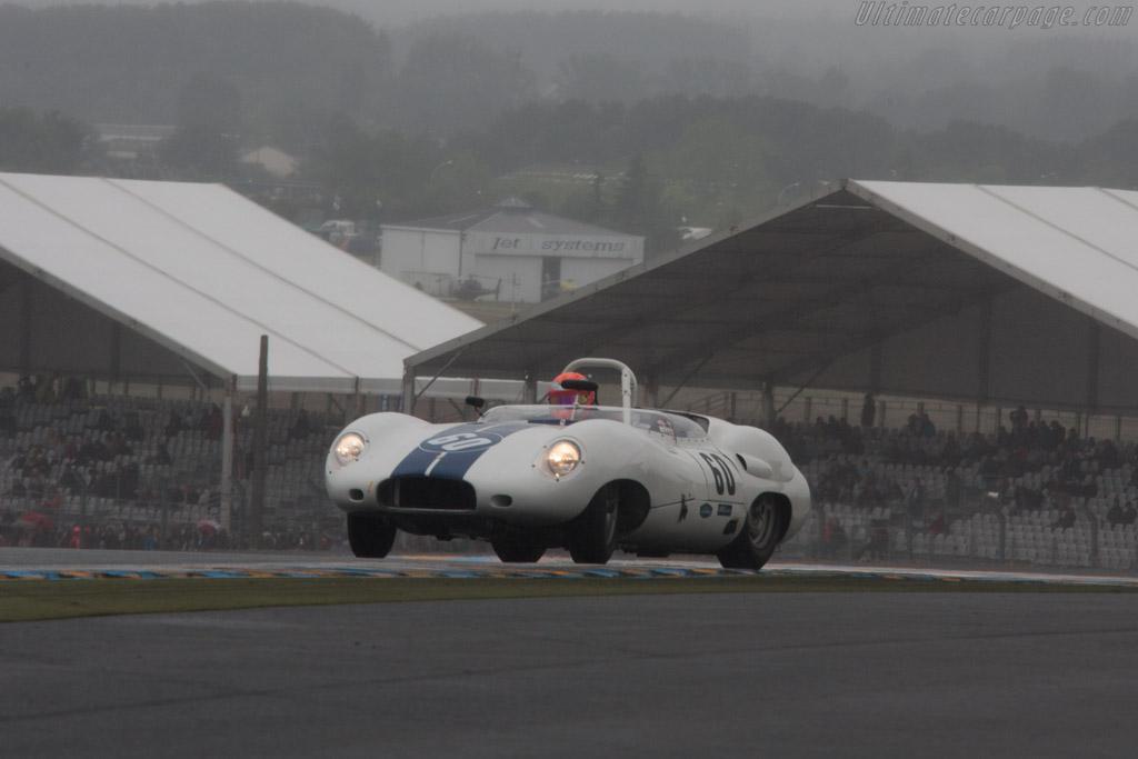 Lister Costin Jaguar    - 2013 24 Hours of Le Mans