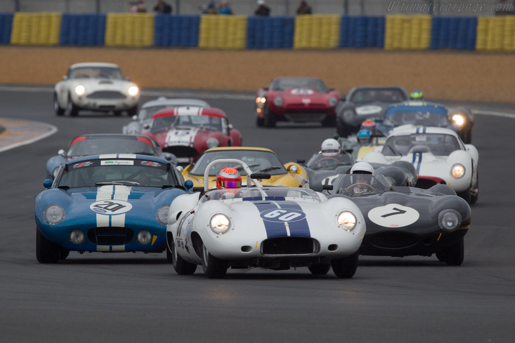 Lister Costin Jaguar - Chassis: BHL 123   - 2013 24 Hours of Le Mans