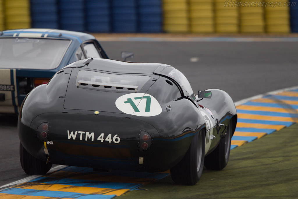 Lister Costin Jaguar Coupe - Chassis: BHL 136   - 2013 24 Hours of Le Mans