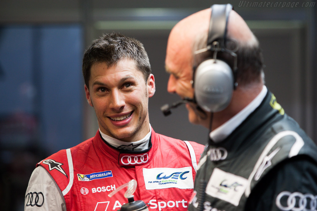 Loic Duval    - 2013 24 Hours of Le Mans
