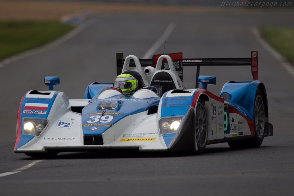 Lola B11/40 Judd    - 2013 24 Hours of Le Mans