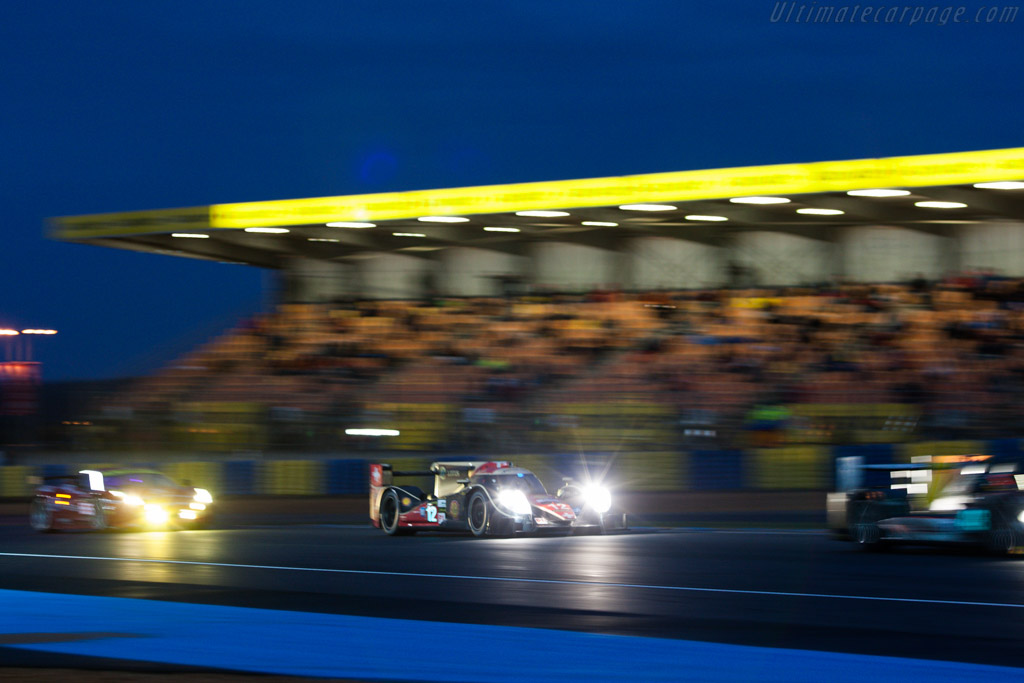 Lola B12/60 Toyota    - 2013 24 Hours of Le Mans