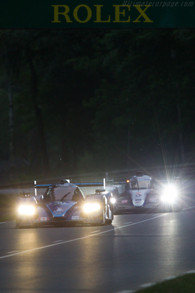 Lola B12/80 Judd    - 2013 24 Hours of Le Mans