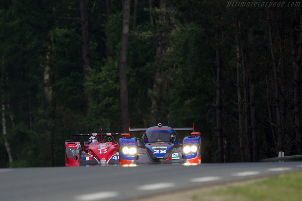 Lola B12/80 Nissan    - 2013 24 Hours of Le Mans