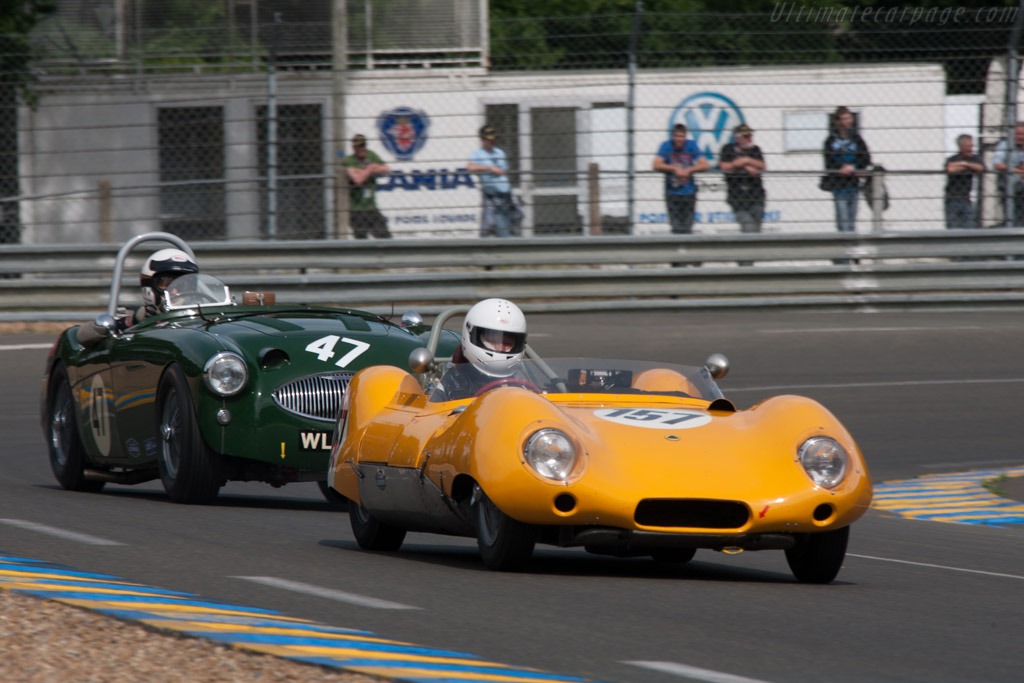 Lotus Eleven    - 2013 24 Hours of Le Mans
