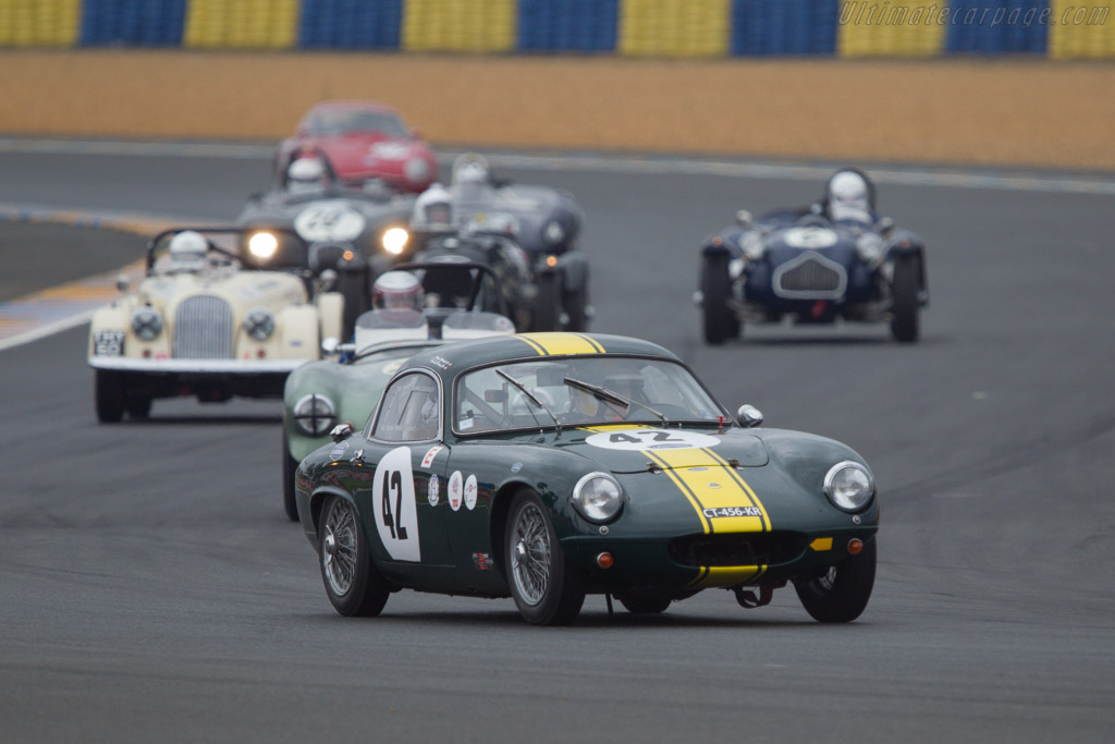 Lotus Elite - Chassis: 1381   - 2013 24 Hours of Le Mans