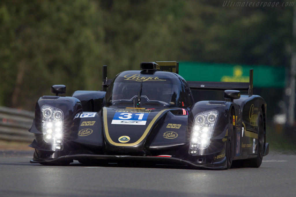 Lotus T128    - 2013 24 Hours of Le Mans
