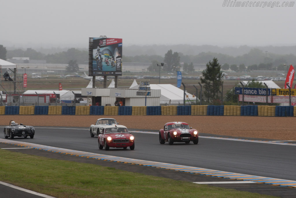 MGB    - 2013 24 Hours of Le Mans
