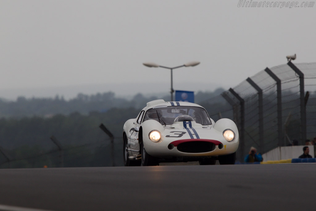 Maserati Tipo 151 - Chassis: 151.006   - 2013 24 Hours of Le Mans