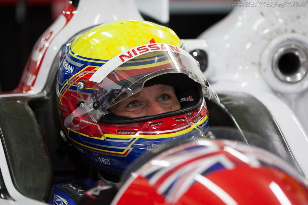 Michael Krumm    - 2013 24 Hours of Le Mans