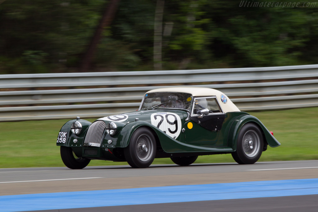 Morgan +4    - 2013 24 Hours of Le Mans
