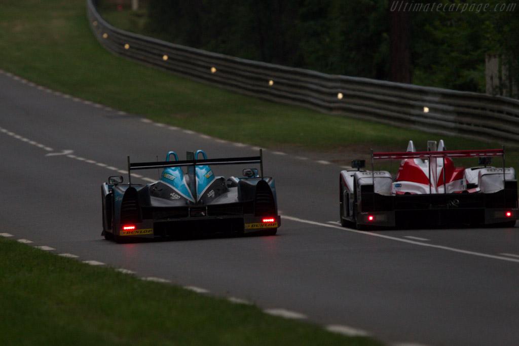 Morgan LMP2 Judd    - 2013 24 Hours of Le Mans