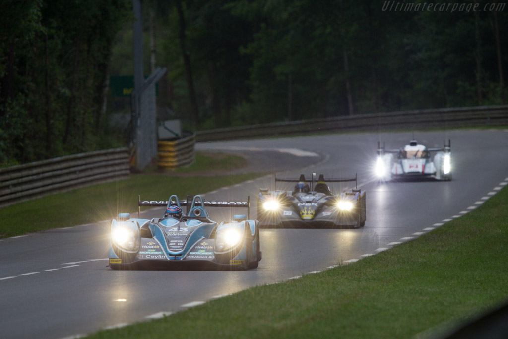 Morgan LMP2 Judd    - 2013 24 Hours of Le Mans