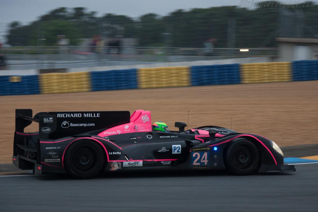 Morgan LMP2 Nissan    - 2013 24 Hours of Le Mans