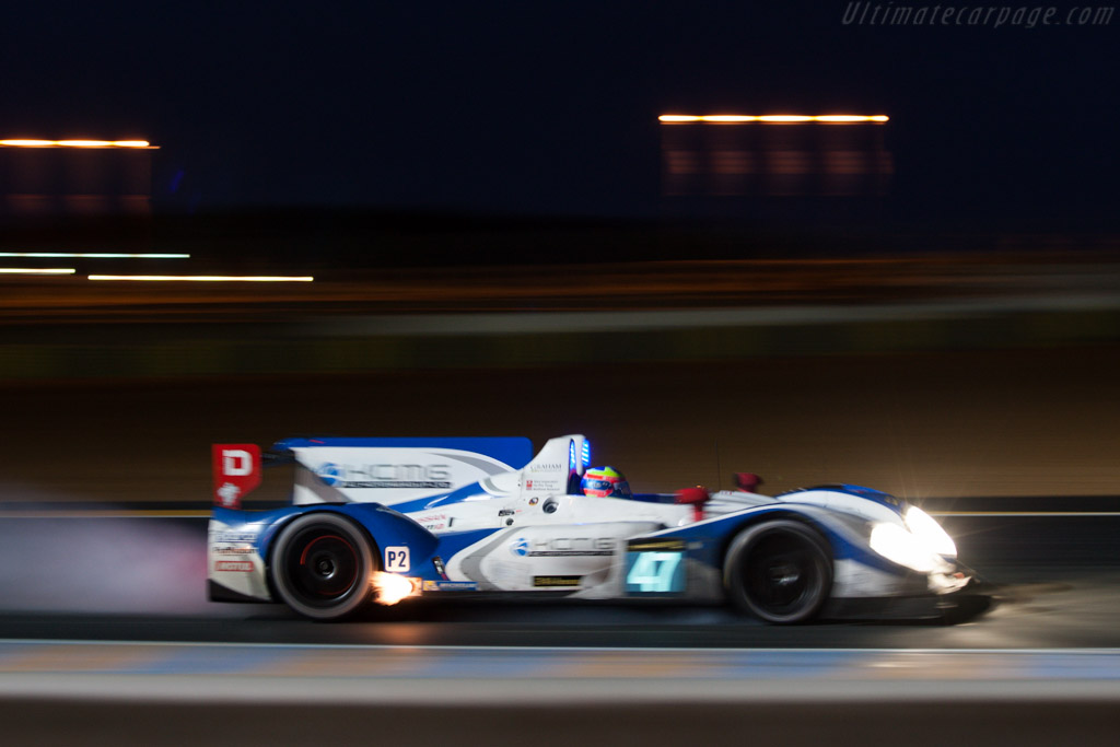 Morgan LMP2 Nissan    - 2013 24 Hours of Le Mans