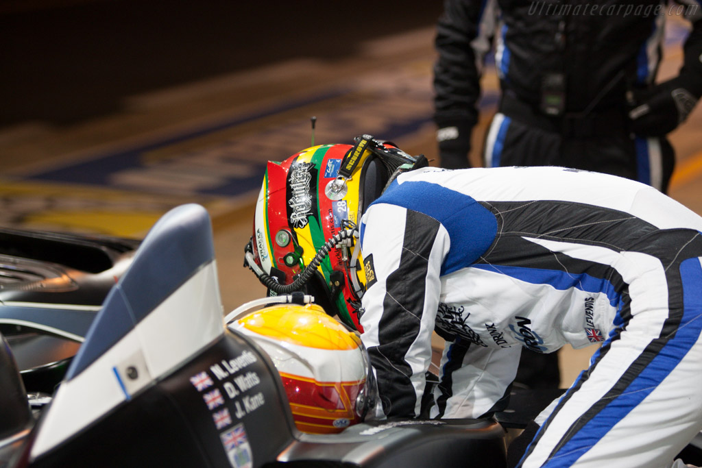 Nic Leventis    - 2013 24 Hours of Le Mans