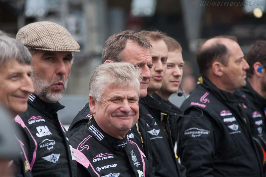 Oak Racing's Jacques Nicolet    - 2013 24 Hours of Le Mans