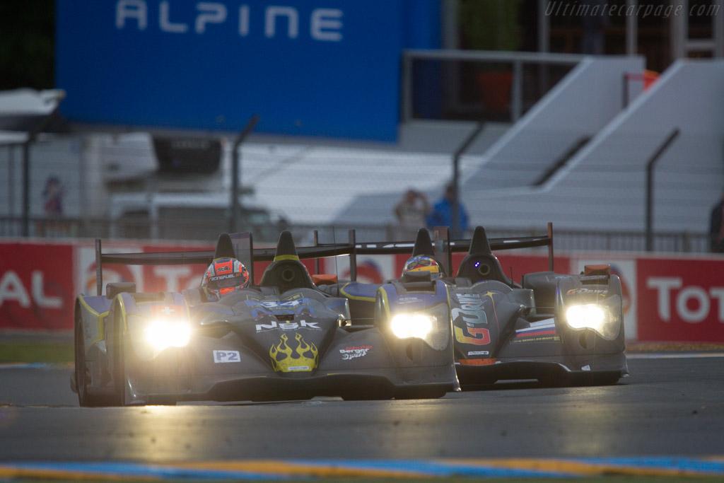 Oreca 03 Judd    - 2013 24 Hours of Le Mans