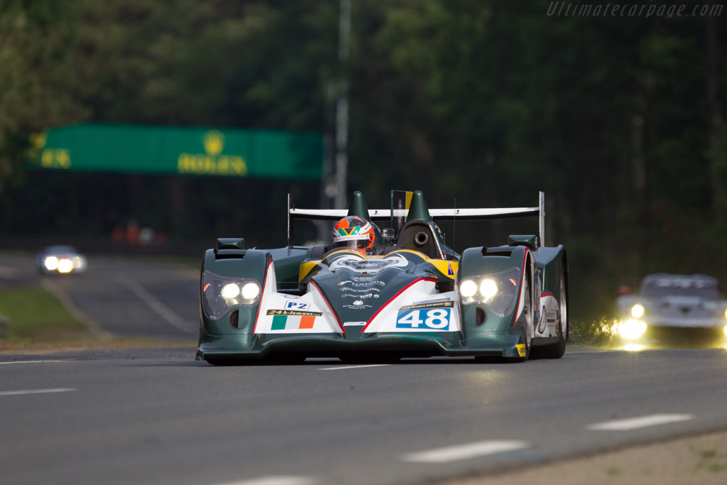 Oreca 03 Nissan    - 2013 24 Hours of Le Mans