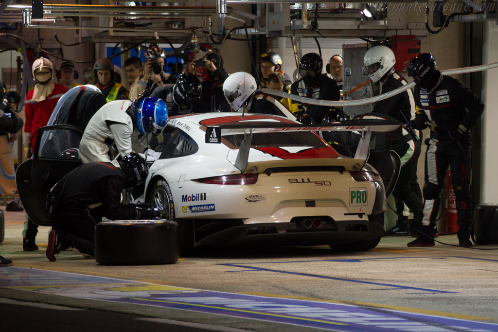 Porsche 911 RSR    - 2013 24 Hours of Le Mans