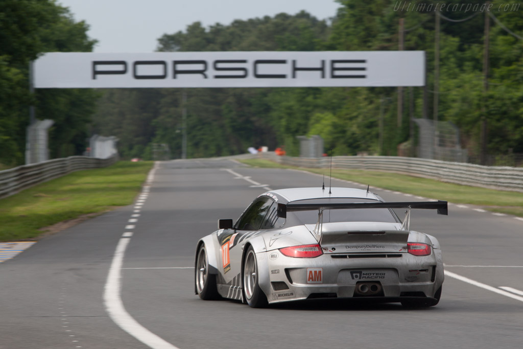 Porsche 997 GT3 RSR    - 2013 24 Hours of Le Mans