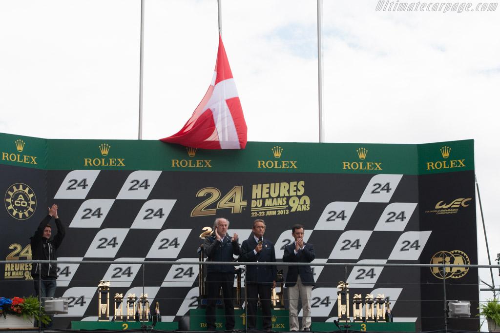 R.I.P. Allan Simonsen    - 2013 24 Hours of Le Mans