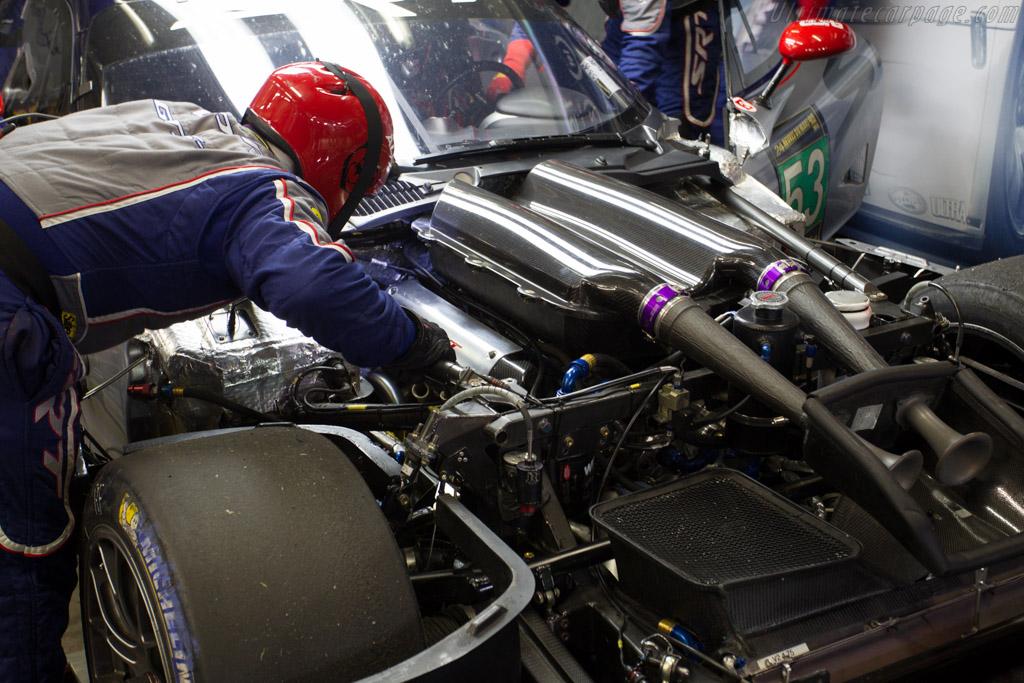 SRT Viper GTS-R    - 2013 24 Hours of Le Mans