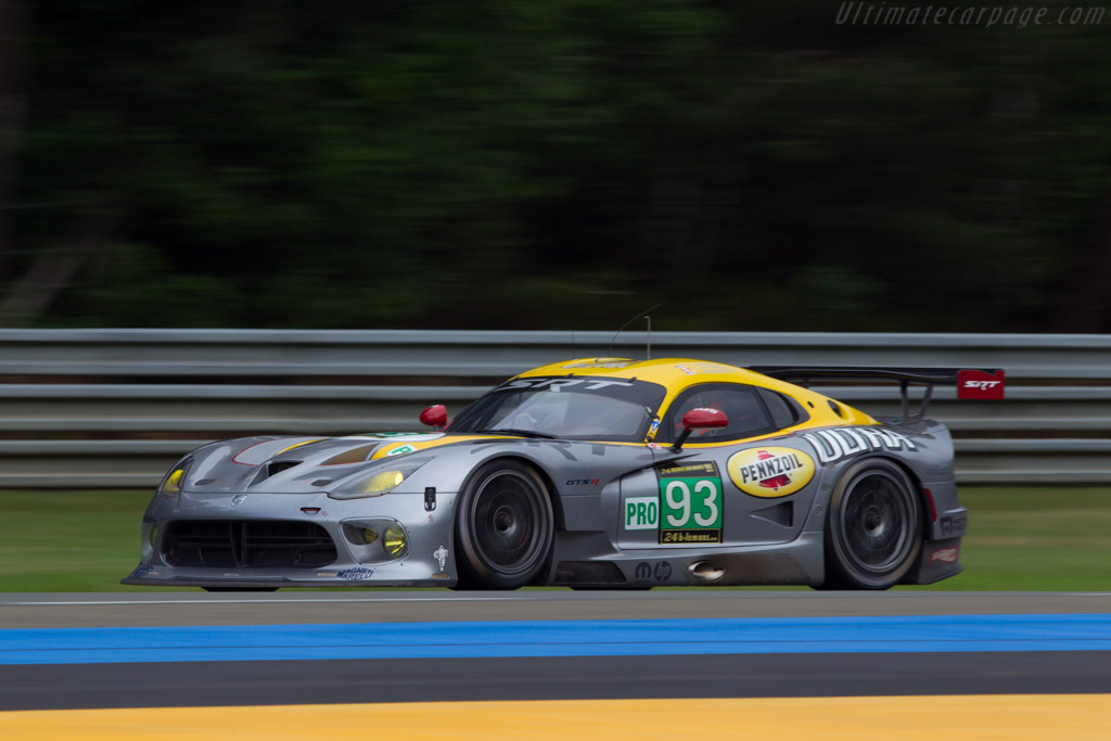 SRT Viper GTS-R    - 2013 24 Hours of Le Mans