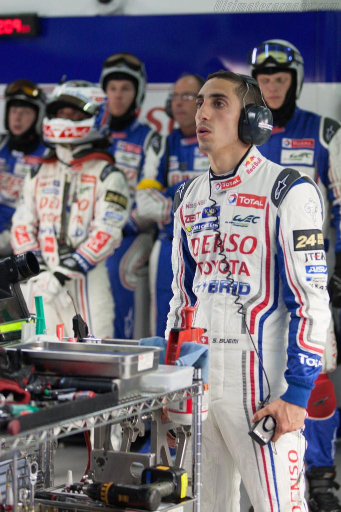 Sebastien Buemi    - 2013 24 Hours of Le Mans