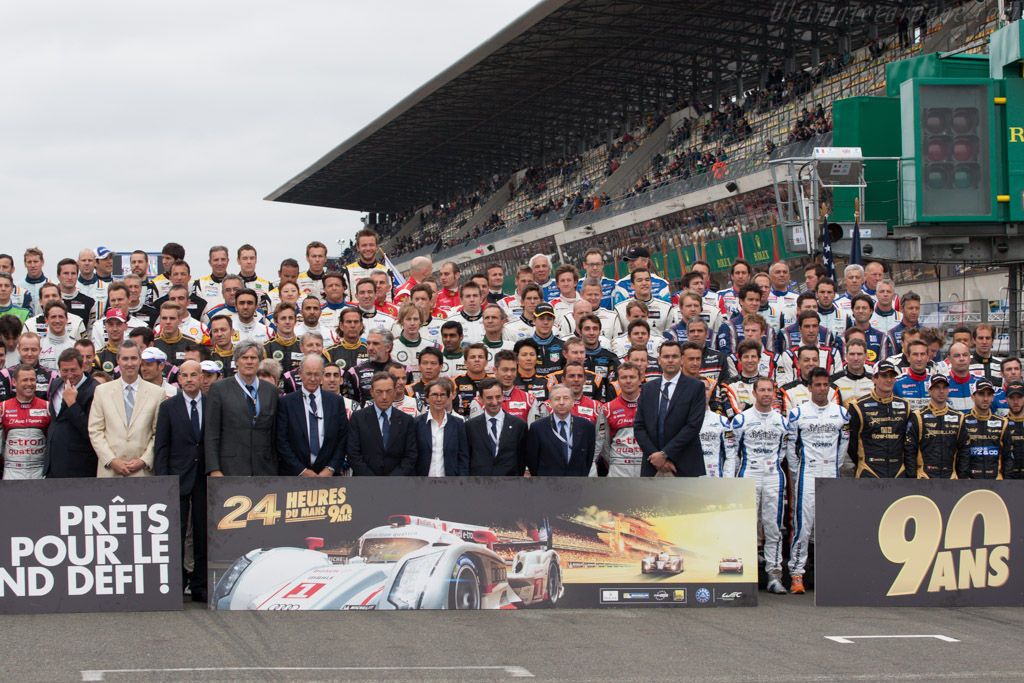 The class 2013    - 2013 24 Hours of Le Mans