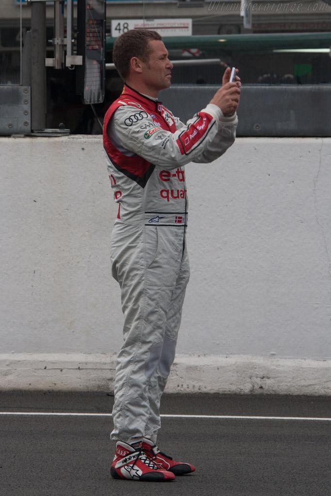 Tom Kristensen    - 2013 24 Hours of Le Mans