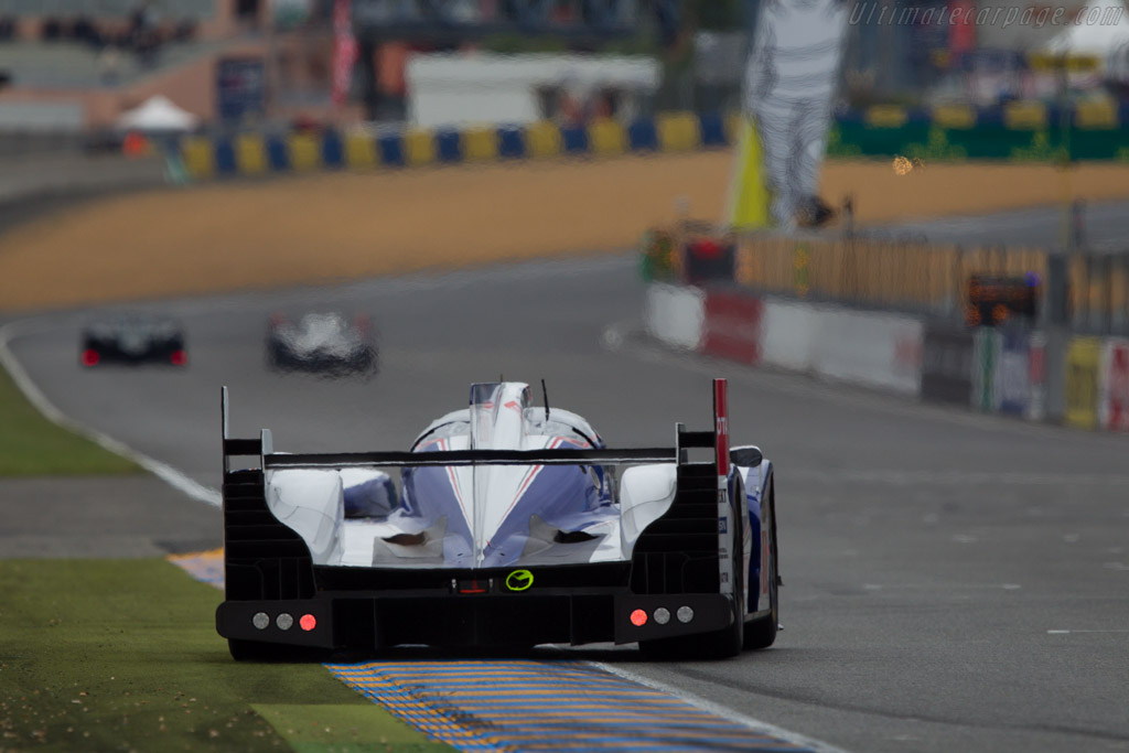 Toyota TS030 Hybrid    - 2013 24 Hours of Le Mans