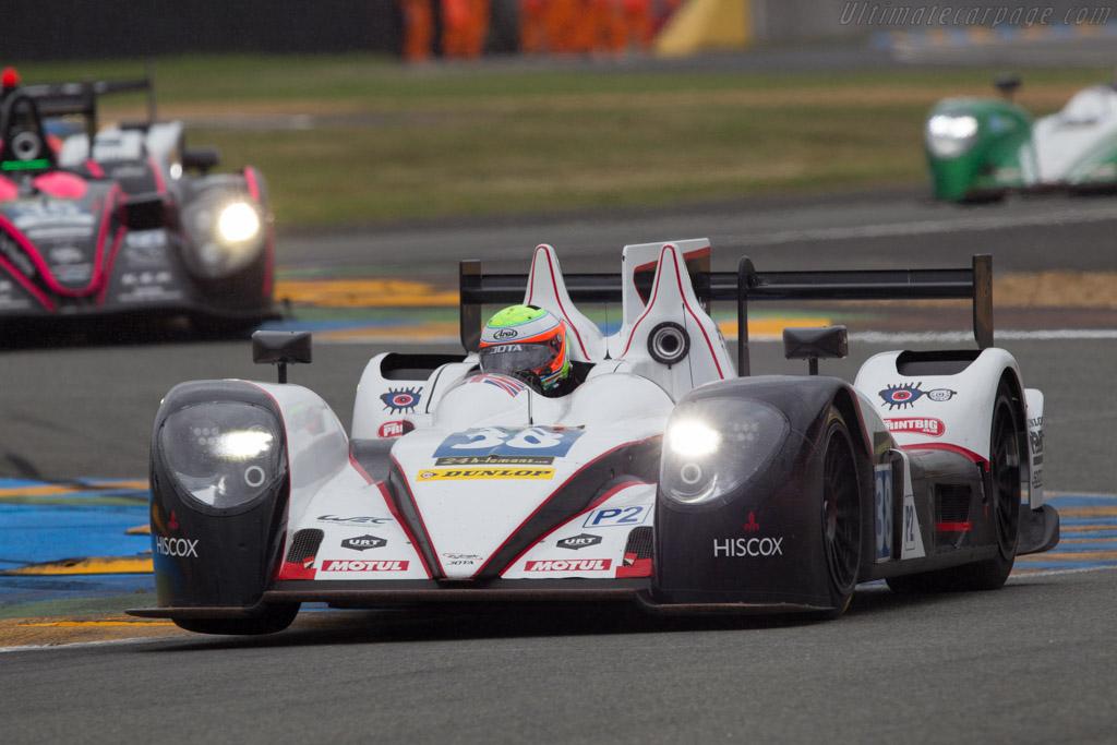 Zytek Z11SN Nissan    - 2013 24 Hours of Le Mans