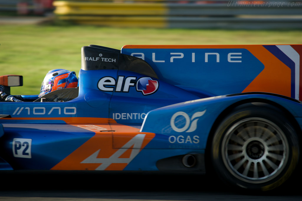 Alpine A450 Nissan    - 2014 24 Hours of Le Mans