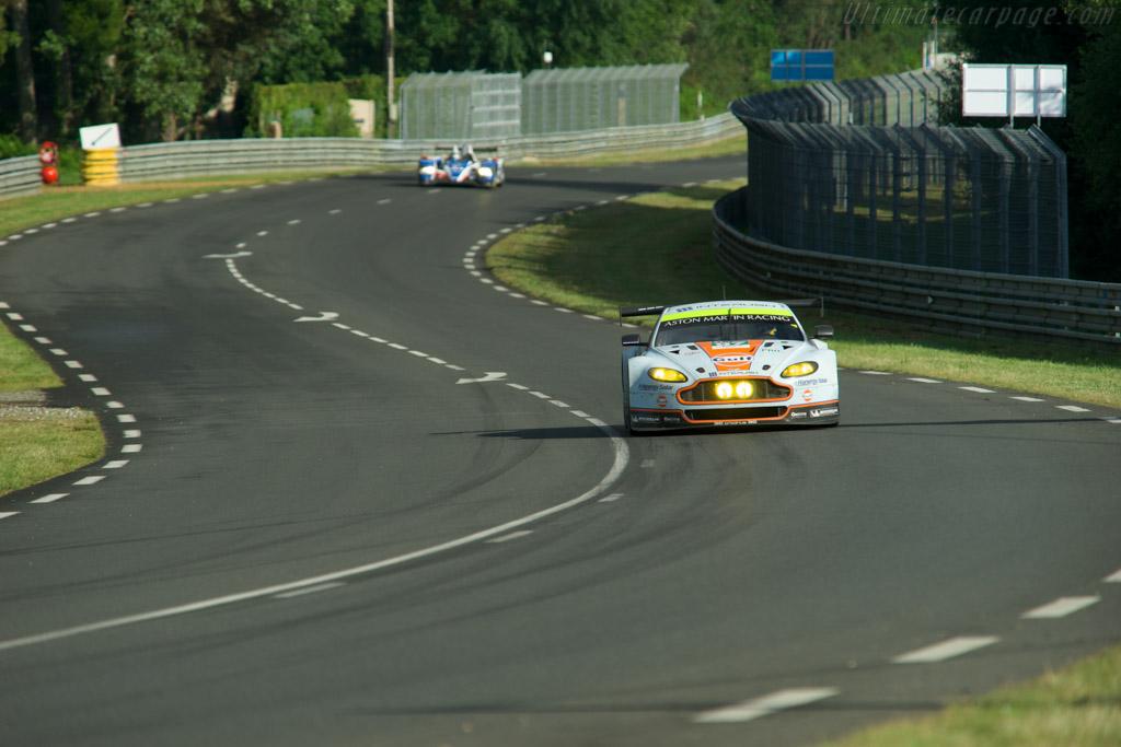 Aston Martin V8 Vantage GTE    - 2014 24 Hours of Le Mans