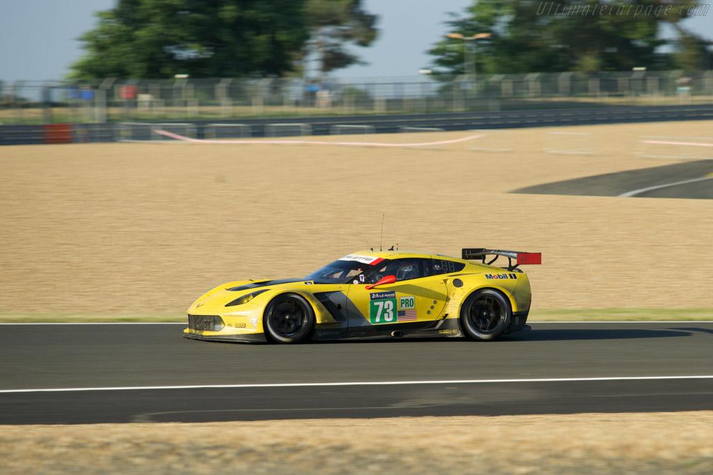 Chevrolet Corvette C7.R - 2014 24 Hours of Le Mans