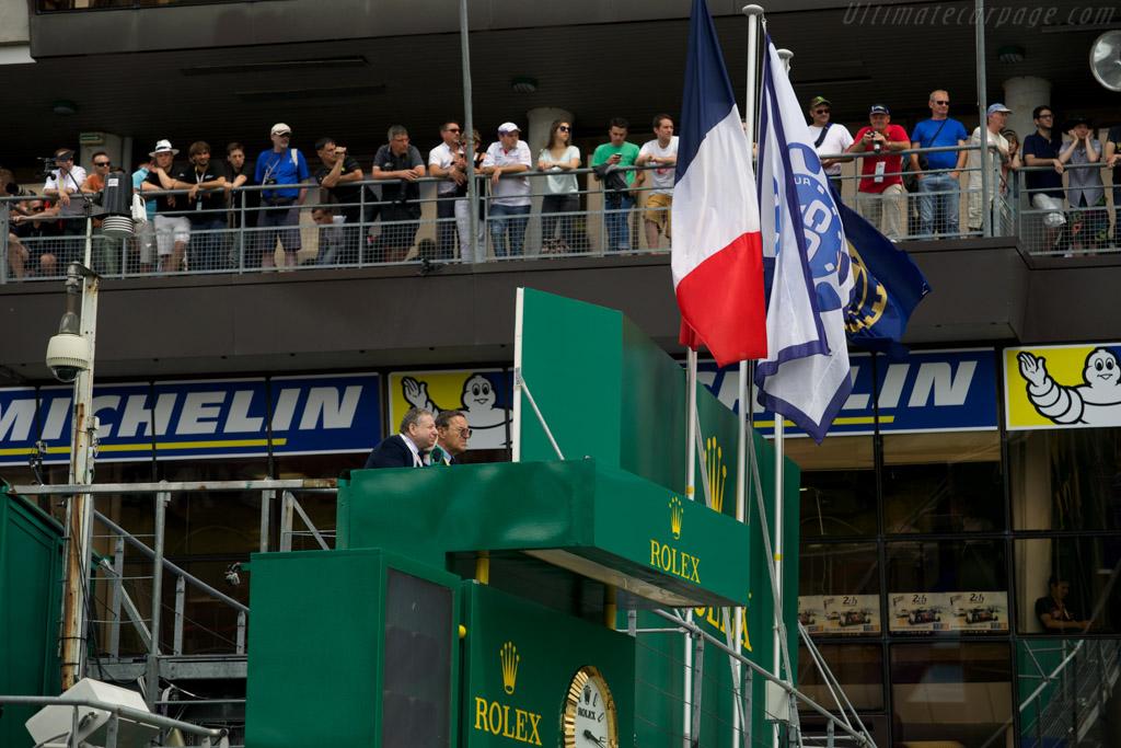 FIA President Jean Todt    - 2014 24 Hours of Le Mans