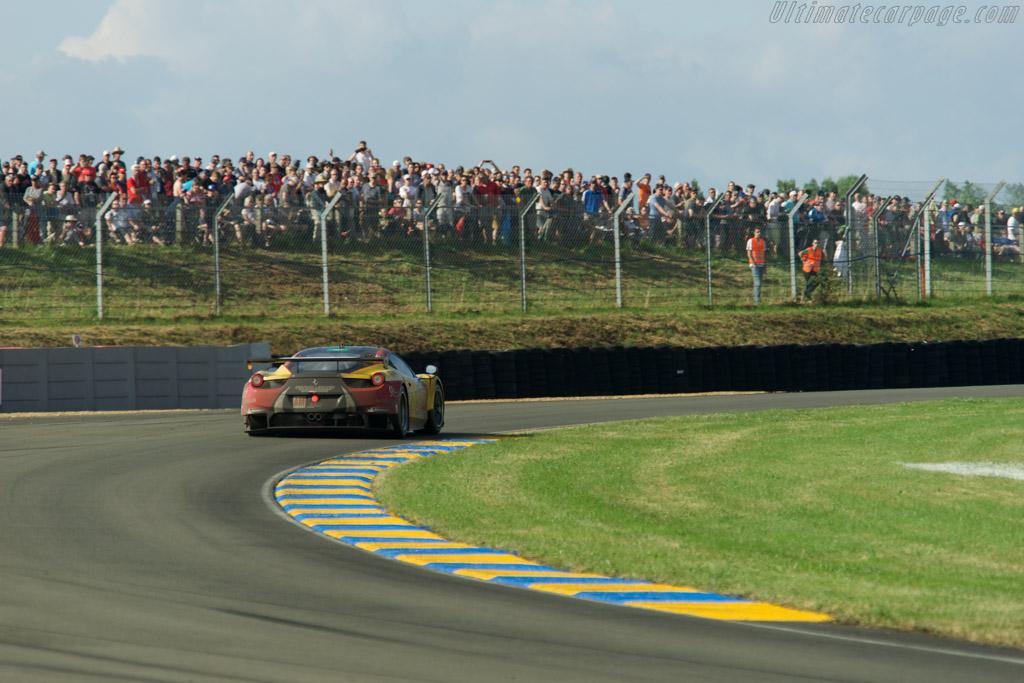 Ferrari 458 Italia    - 2014 24 Hours of Le Mans