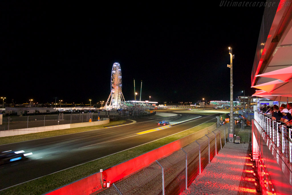 Le Mans at Night    - 2014 24 Hours of Le Mans