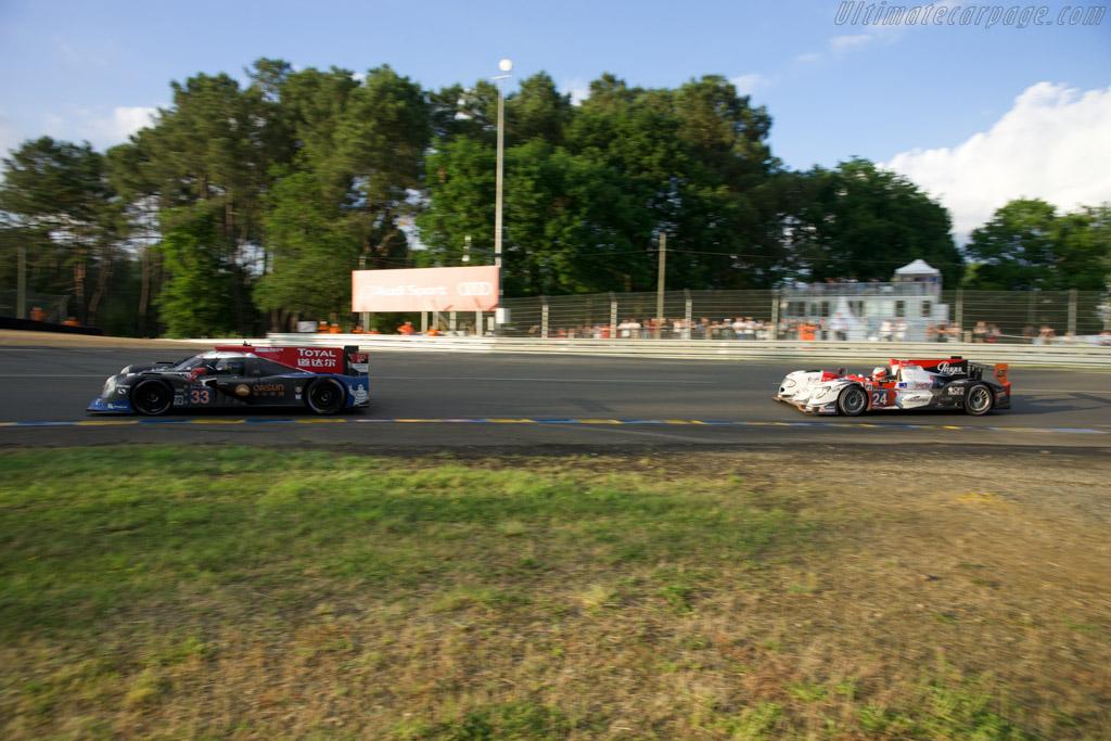 Ligier JS P2 Honda - Chassis: OR02-03   - 2014 24 Hours of Le Mans