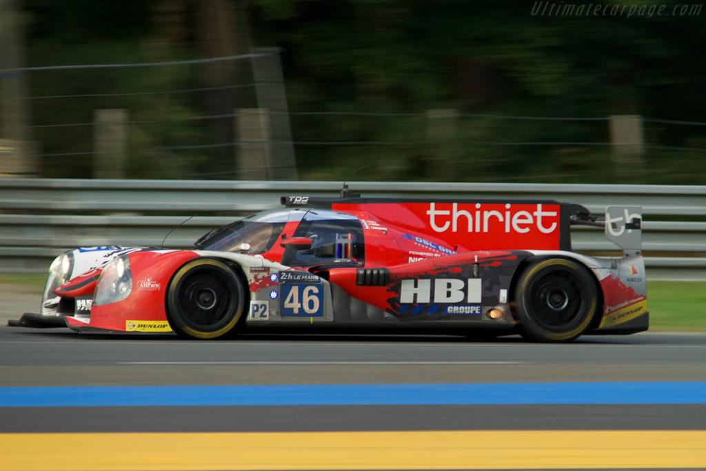 Ligier JS P2 Nissan    - 2014 24 Hours of Le Mans