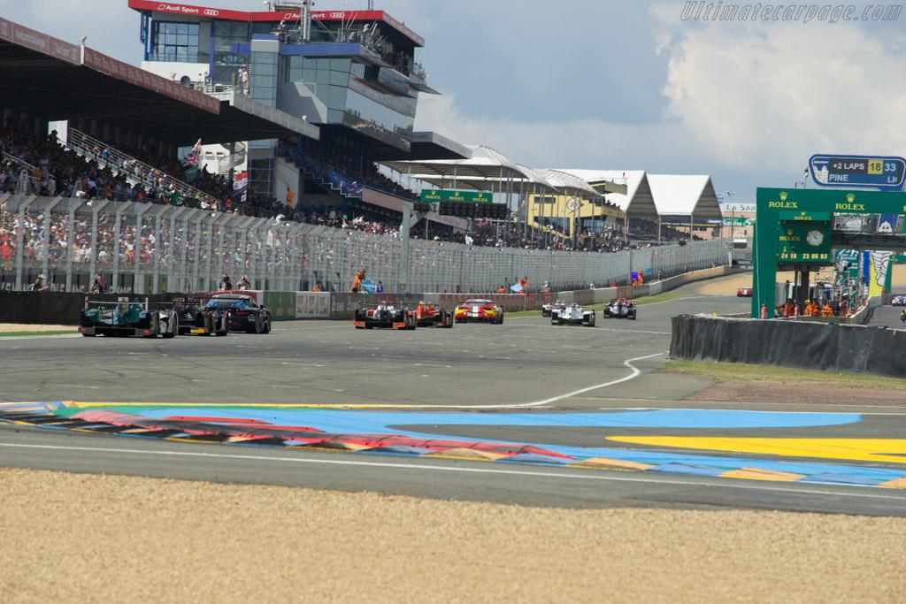 Oreca 03R Nissan    - 2014 24 Hours of Le Mans