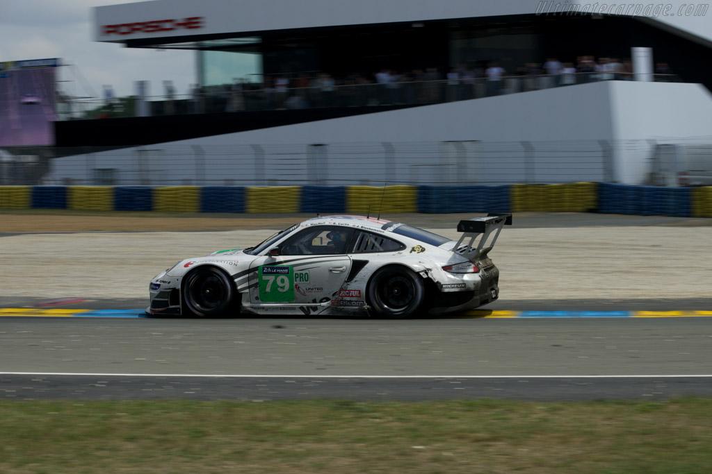 Porsche 911 GT3 RSR    - 2014 24 Hours of Le Mans