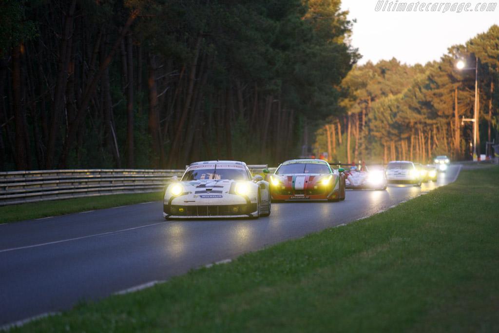 Porsche 911 RSR    - 2014 24 Hours of Le Mans