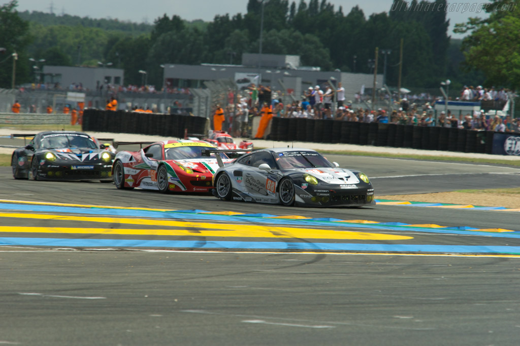 Porsche 911 RSR    - 2014 24 Hours of Le Mans