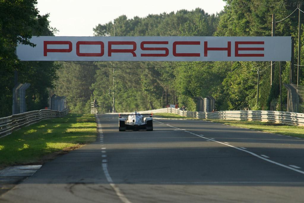 Porsche 919 Hybrid    - 2014 24 Hours of Le Mans